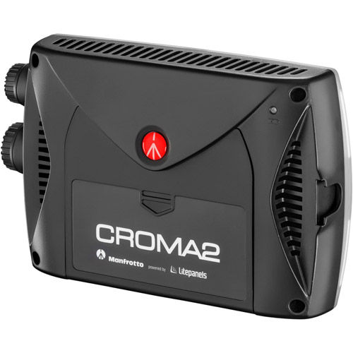 Croma 2 LED w/900Lux @ 1m, 5600K/3100K Dimmable, CRI>93