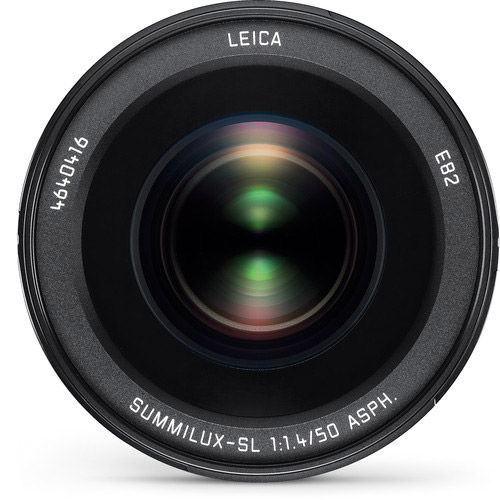 50mm f/1.4 ASPH Summilux-SL Lens