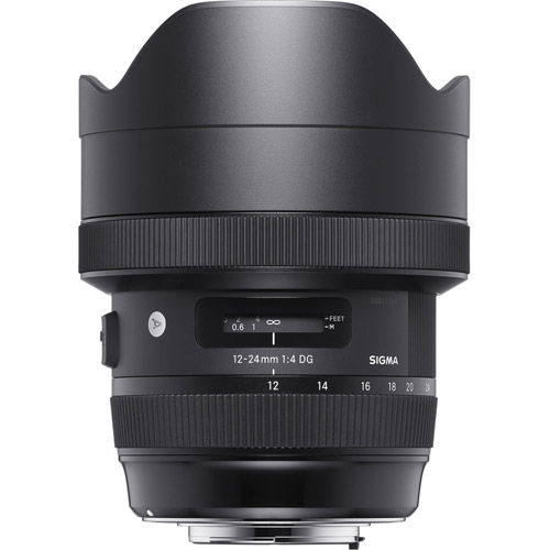 12-24mm f/4.0 DG HSM Art Lens for Canon
