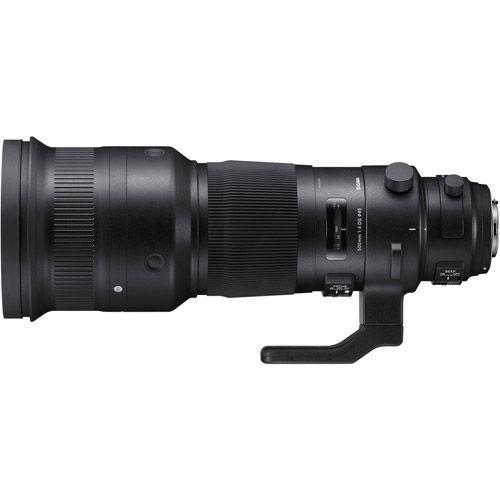 SPORT 500mm f/4.0 DG Lens
