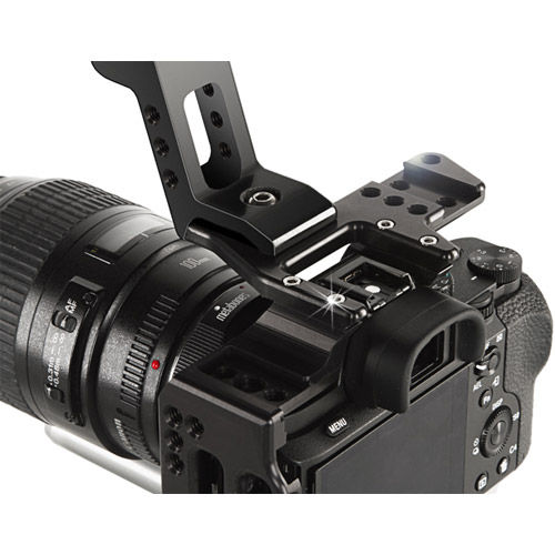 SONY A7S II/A7R II/A7 II Shoulder Mount, MatteBox and Follow Focus