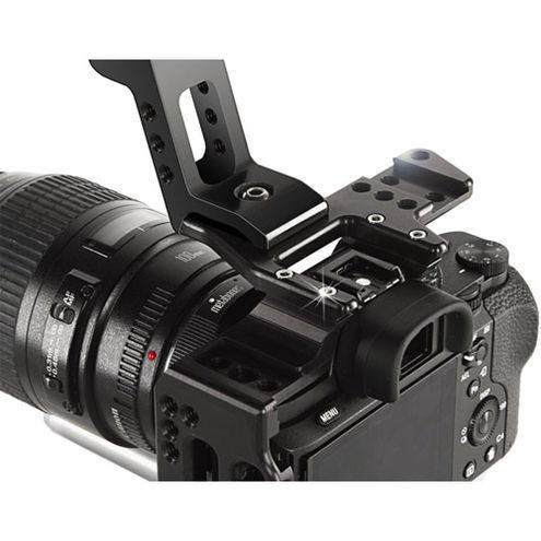 Sony A7S II/A7R II/A7 II Shoulder Mount, MatteBox and Follow Focus