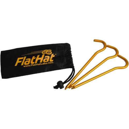 """32"""" (80cm) Drone Pad - Gold/Red"""