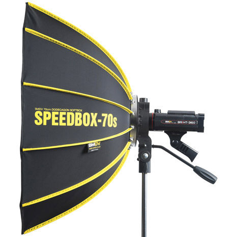 Speedbox 70s for BRiHT 360