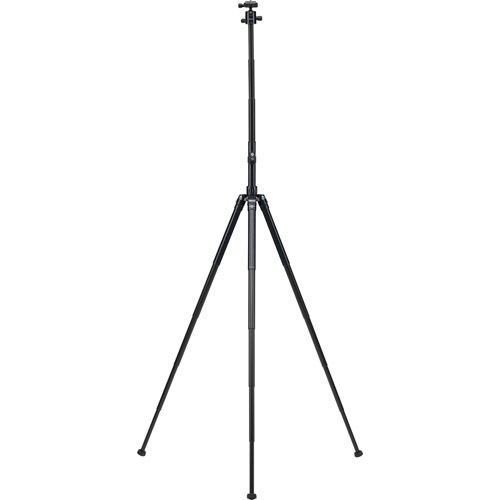 Globetrotter Air Travel Tripod Kit - Black