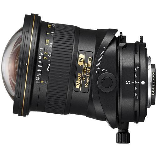PC NIKKOR 19mm f/4.0 E ED Lens