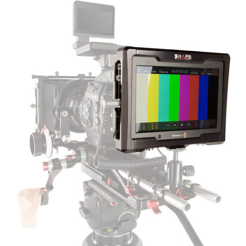 BMD 4K Video Assist Cage