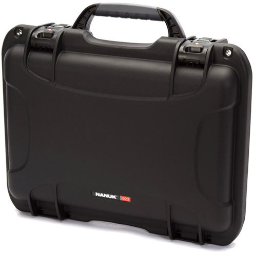 923 Case Black with Padded Dividers