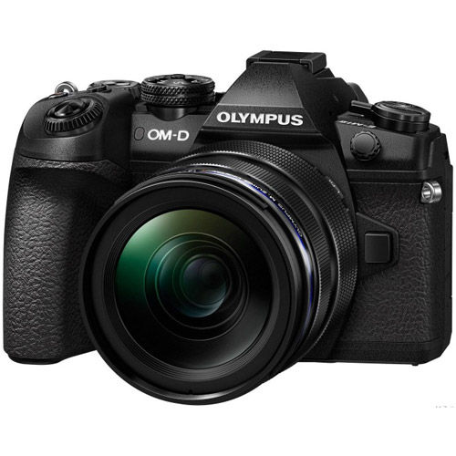 OM-D E-M1 Mark II Mirrorless Body Black