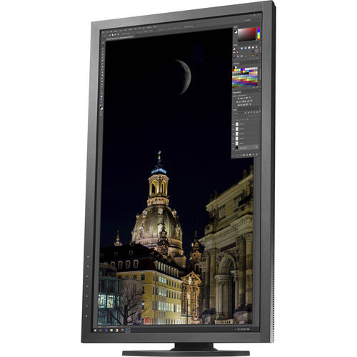 "CS2730-BK-CNX 27""2560x1440, IPS, LED, 99% Adobe RGB, DP/HDMI/DVI-D, EIZO EX3 Color Sensor"