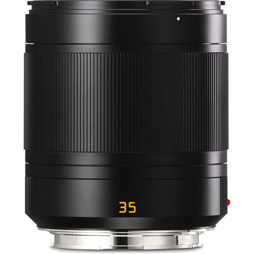 35mm f/1.4 ASPH Summilux-TL Black Lens