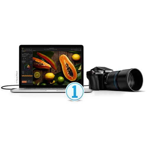 Upgrade Capture One Pro 9 to Pro 12, No Box