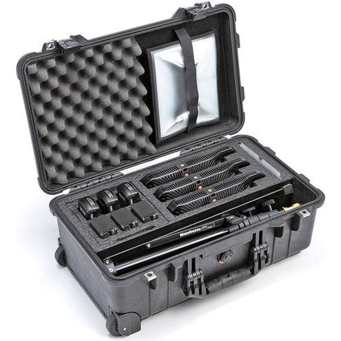 Lykos Bi-Color Flight Kit with Batteries