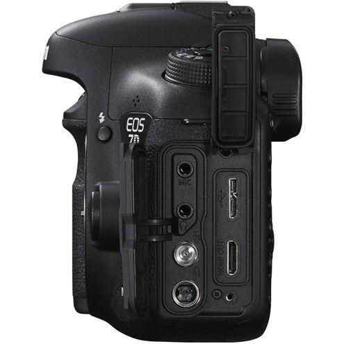 EOS 7D Mark II w/ EF-S 18-135mm f/3.5-5.6 IS STM with W-E1 WiFi Adapter