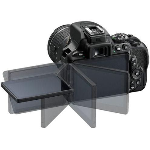 D5600 Kit w/ AF-P DX NIKKOR 18-55mm VR Lens