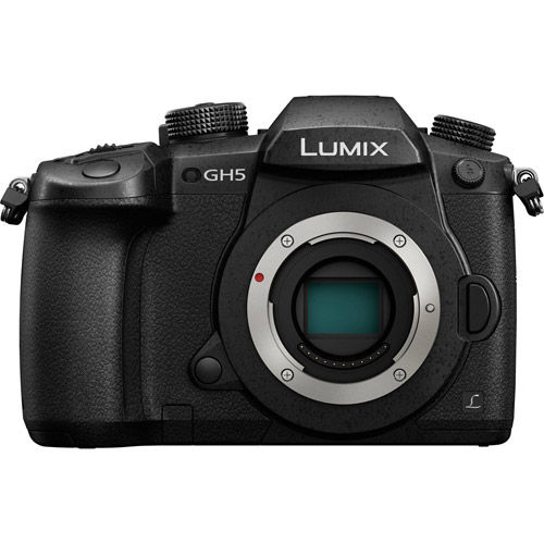 Lumix DC-GH5 Mirrorless Body