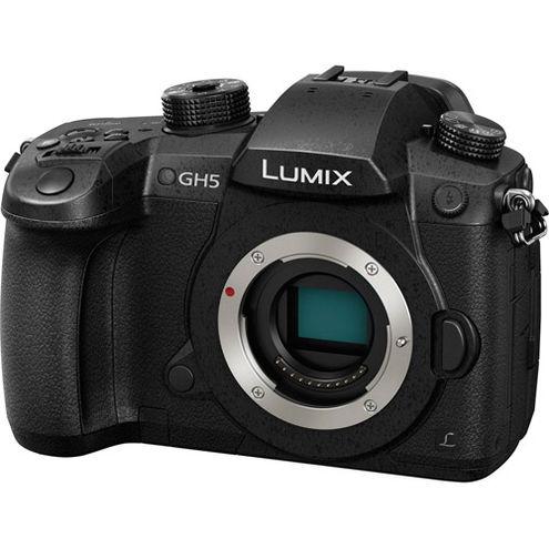 Lumix DC-GH5 Mirrorless Kit w/ Leica 12-60mm f/2.8-4.0 Power OIS Lens