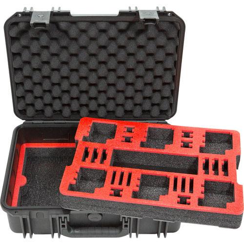 iSeries 1711-6 Six GoPro Camera Case