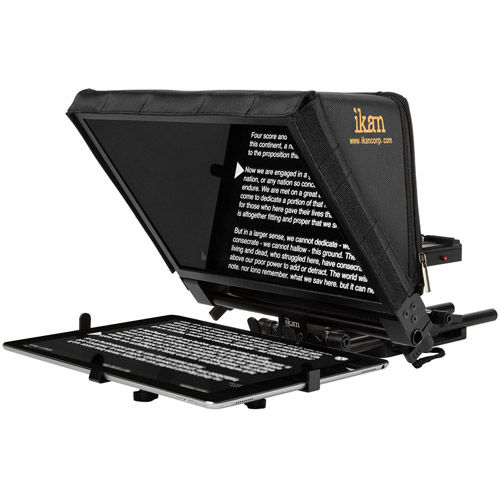 PT-ELITE-PRO-RC | Elite Universal Teleprompter w/ Elite Remote