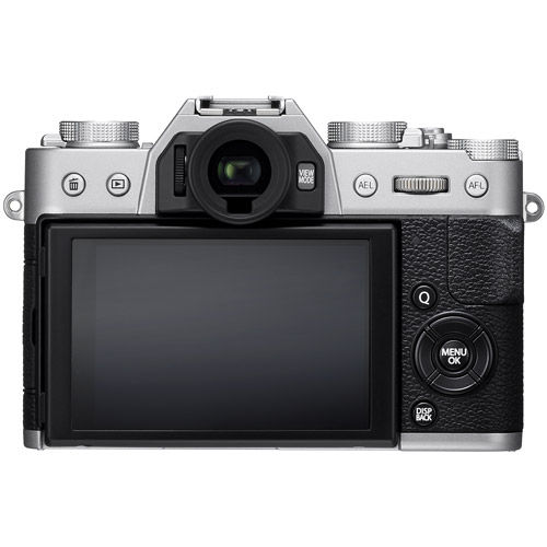 Fujifilm X-T20 Silver Kit w/ XF 18-55mm f/2.8-4.0 R LM OIS Lens