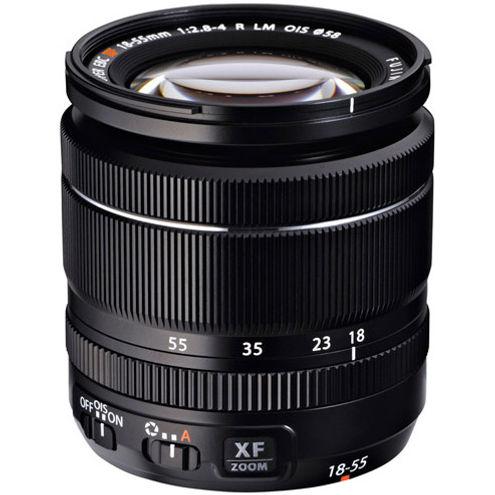 X-T20 Silver Kit w/ XF 18-55mm f/2.8-4.0 R LM OIS Lens