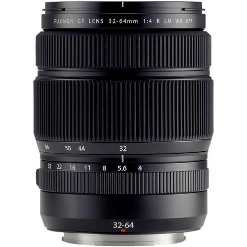 Fujinon GF 32-64mm f/4.0 R LM WR Zoom Lens