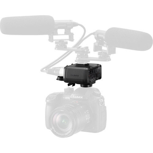 DMWXLR1 XLR Adaptor for GH5/GH5S and S1/S1R