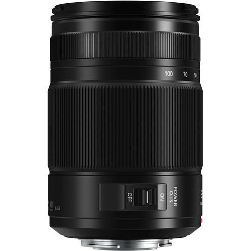 Lumix G X Vario 35-100mm f/2.8 II ASPH Power OIS Lens