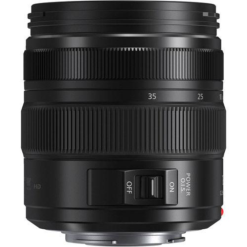 Lumix G X Vario 12-35mm f/2.8 II ASPH Power OIS Lens
