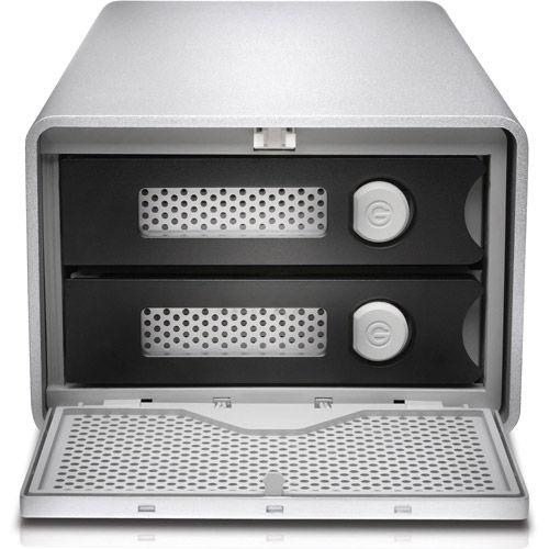 G-RAID Removable 4TB Silver