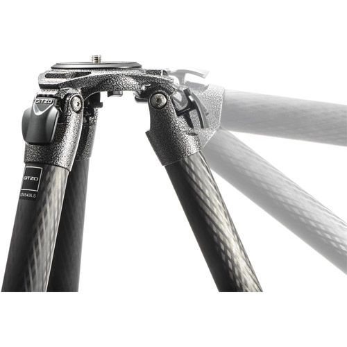 SERIES 3 eXact SYSTEMATIC TRIPOD 3-SECTION REPLACES GT3532S