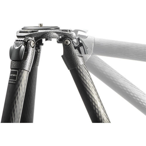 SERIES 5 eXact SYSTEMATIC TRIPOD 3-SECTION LONG REPLACES GT5532S
