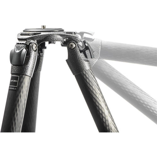 Series 5 eXact Systematic Tripod 4-Section Long Replaces GT5542LS