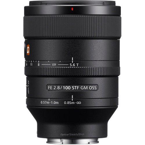 SEL FE 100mm f/2.8 STF GM OSS E-Mount Lens