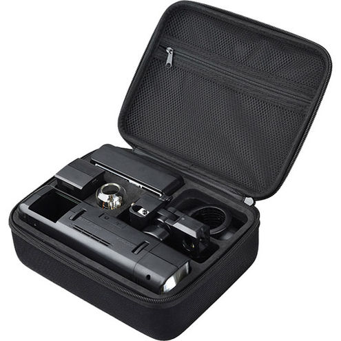 Pocket Flash AD200 Kit c/w 2 Heads, Bracket, Battery, Charger, Cord & Carrying Bag