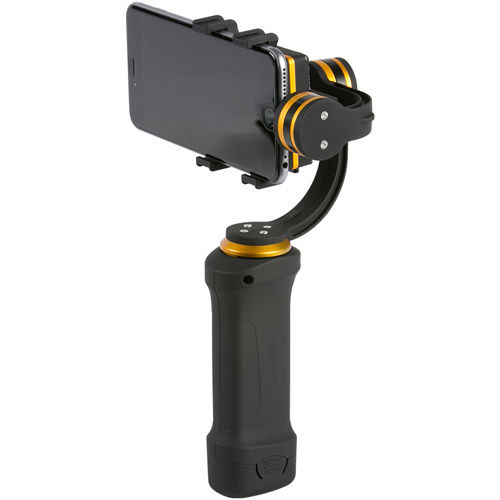 3-Axis Gimbal Stabilizer for Smartphone and GoPro Hero 3 and 4