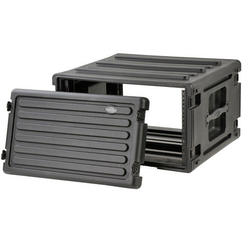 1SKB-R6U 6U Roto Molded Rack 17.5in Rail-to-Rail Depth