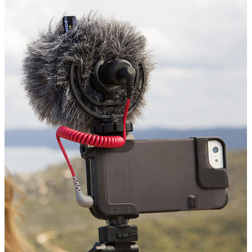 WS9 Deluxe Windshield for Rode VideoMicro and VideoMic Me