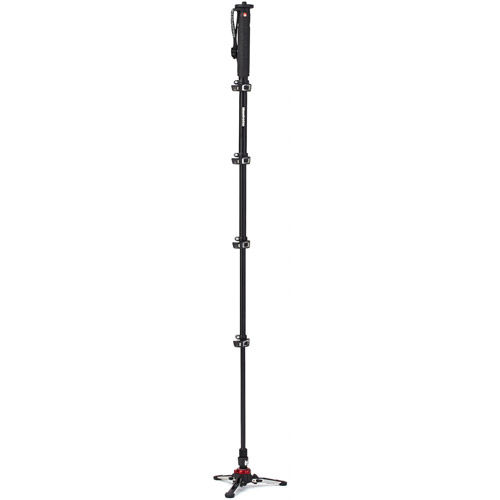 XPRO Video Monopod Aluminum 5-Section