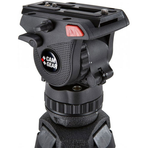 Mark 6 MS Video Tripod Kit. Includes Pan/Tilt Head