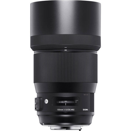 ART 135mm f/1.8 DG HSM Lens for Nikon