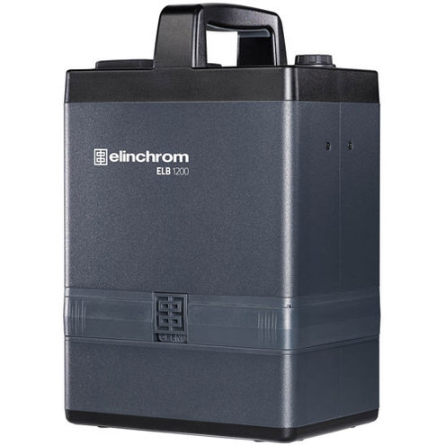 ELB 1200 Hi-Sync To Roll Set with ELB 1200 Pack ELB HS Head, Refl, Snappy, Umb, Trans, Roller Case
