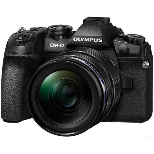 OM-D E-M1 Mark II Black Body w/ M.Zuiko ED 12-40mm f/2.8 PRO Lens