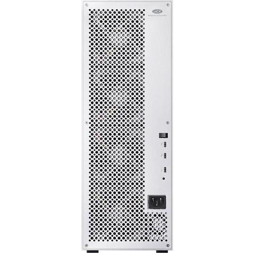 120TB 12-Bay Thunderbolt 3 RAID Array (12 x 10TB)