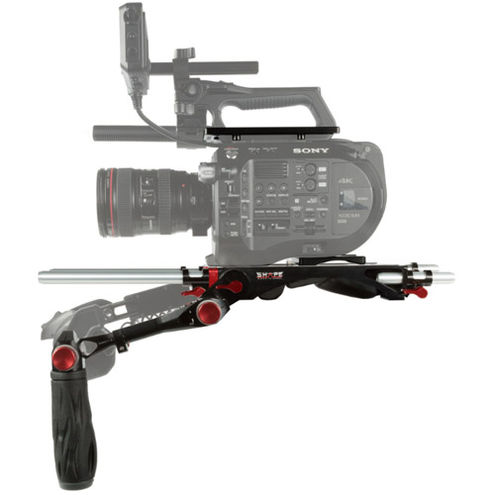 Sony FS7M2 Rig Baseplate and Top Plate