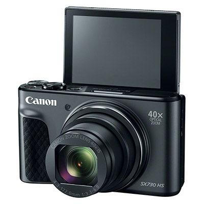PowerShot SX730HS with Case - Black