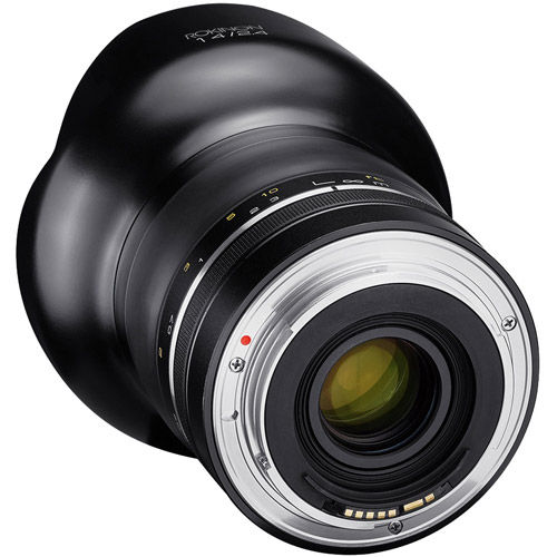 SP 14mm f/2.4  Lens for Canon EF