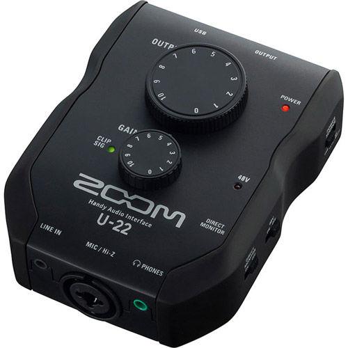 U-22 2 Channel Portable USB Interface