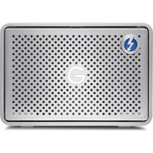 16TB G RAID 2x Thunderbolt 3 USBC