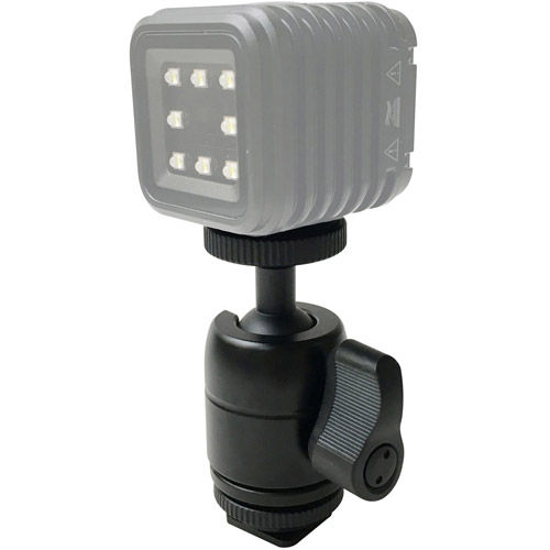 Cold Shoe Ball Mount for LitraTorch